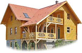 Case din lemn Bebe Bebe Company Srl